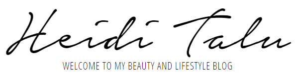 Heidi's Beauty Blog